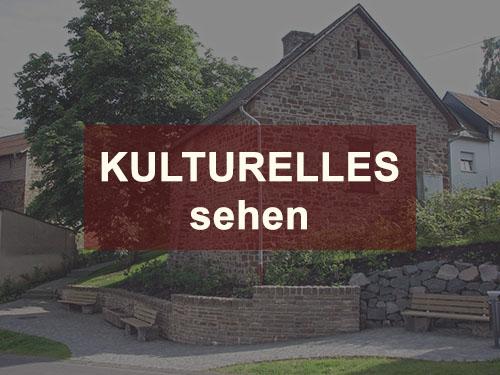 Kulturelles sehen - Dorfbackhaus in Demerath